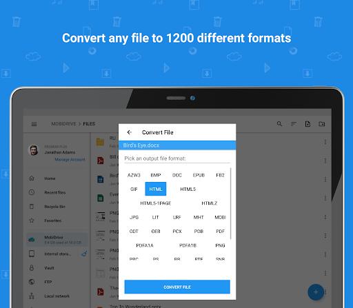 File Commander - File Manager & Free Cloud  Screenshots 14