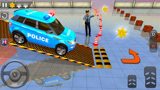 Advance Police Parking - Smart Prado Games modavailable screenshots 6