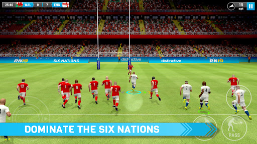 Rugby Nations 19 1.3.4.191 screenshots 1