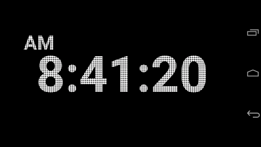 Speaking Alarm Clock apktram screenshots 12