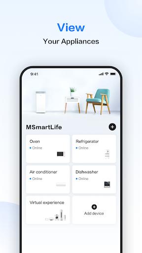 MSmartLife 2.14.0 Screenshots 2