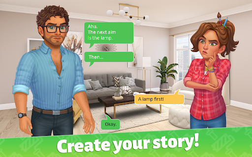 Color Home Design Makeover - paint your love story  screenshots 9