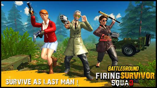 Firing War Battlegrounds: Offline Gun Games 2020 screenshots 1