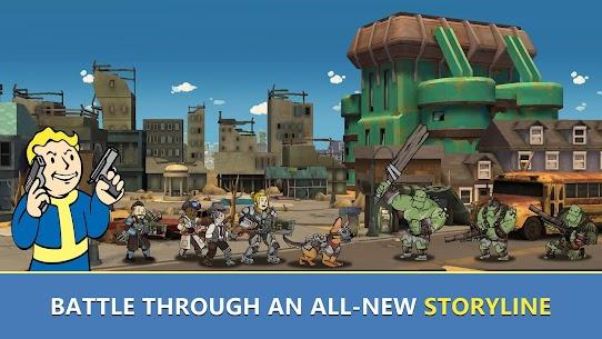Fallout Shelter Online Mod Apk (Auto Win) 2