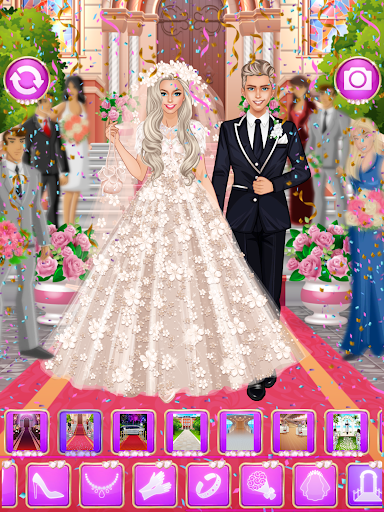 Millionaire Wedding - Lucky Bride Dress Up 1.0.6 Screenshots 18