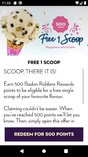 Baskin-Robbins Australia 8.0.2 Screenshots 3