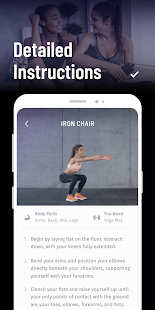 30 Day Fitness - Workout at Home to Lose Weight 1.14.0.18573 Screenshots 5