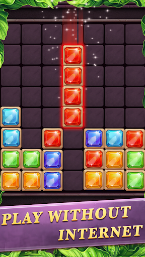 Jewels Block Puzzle Gems apktreat screenshots 2