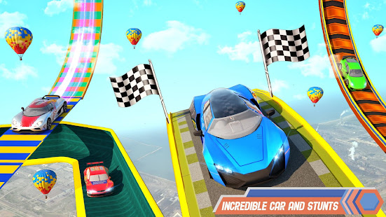 Superhero Car Games GT Racing Stunts - Game 2021 1.22 Screenshots 18