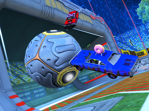 Rocket Soccer Derby 1.1.6 screenshots 11