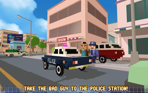 Blocky City: Ultimate Police