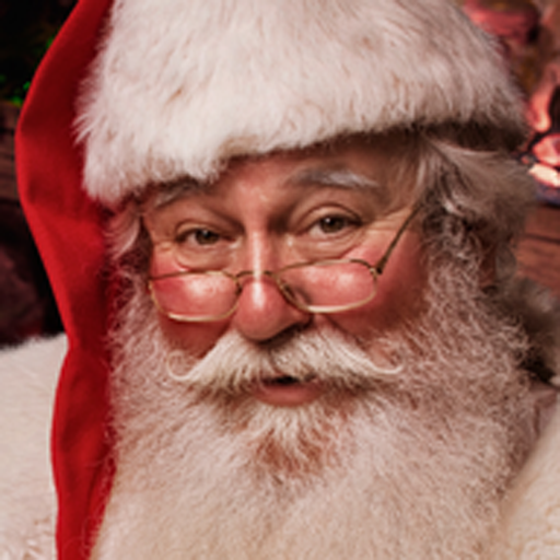 Personalized Video From Santa (Simulated)