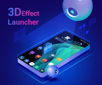 3D Effect Launcher - Cool Live Effect, Wallpaper 2.8.1 (Premium)