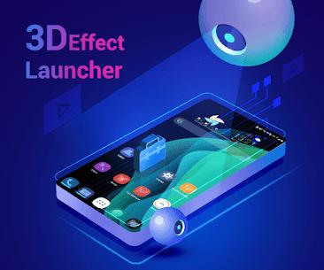 3D Effect Launcher Mod Apk- Cool Live Effect (Premium Unlocked) 1