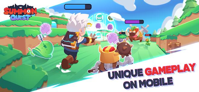 Summon Quest Mod Apk 0.5.2 (Mod Menu) 6