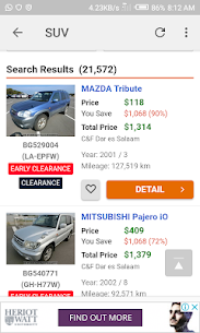 Be Forward: Japanese used Cars 1.3.3 Mod APK [Premium] 1