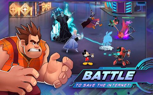 Disney Heroes: Battle Mode 3.4 Screenshots 7