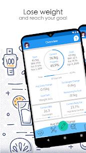 Body Diary Mod Apk Weight Loss Tracker (Full Unlocked) 1