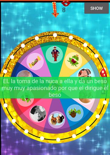 Ruleta de Besos(reto de besos) APK MOD Download 1