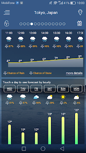Weather forecast pro v1.63.245 [Paid] by BACHA Soft 5