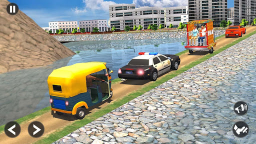 Tuk Tuk City Driving 3D Simulator 1.15 screenshots 7