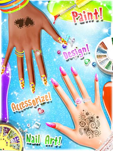 My Nails Manicure Spa Salon - Girls Fashion Game screenshots 3