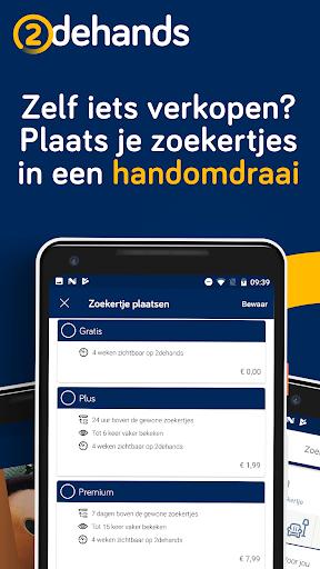 2dehands - Gratis zoekertjes apktram screenshots 4