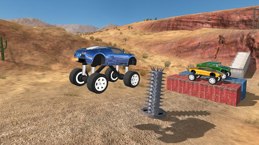 Grand Gang Auto - outlaws theft offroad racing GT screenshots 2