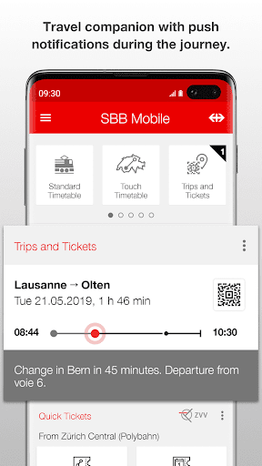 SBB Mobile 11.6.1.39.master Screenshots 7