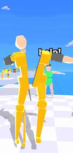 Katana Dash 3D  screenshots 2