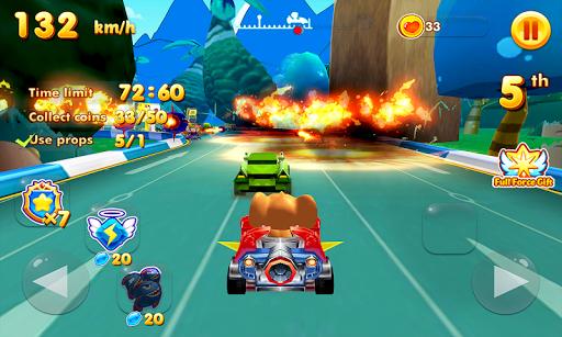 Race Jerry Car and Cat Speed  Screenshots 3