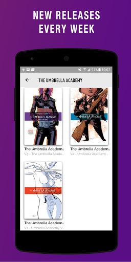 izneo - Read Comics, Manga, Webtoon android2mod screenshots 6