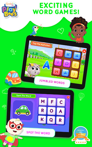 FirstCry PlayBees Play & Learn Kids and Baby Games 2.2 screenshots 10