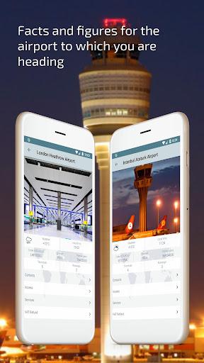Flight Status u2013 Live Departure and Arrival Tracker  Paidproapk.com 3