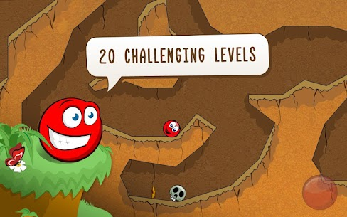 Red Ball 3: Jump for Love! MOD APK (Unlimited Lives) 1