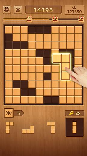 WoodCube: Block Puzzle Game  screenshots 6