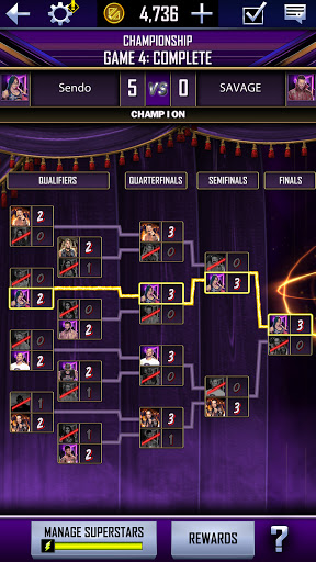 WWE SuperCard - Multiplayer Collector Card Game 4.5.0.5679999 screenshots 6