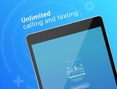 Talkatone: Free Texts, Calls & Phone Number Talkatone Apk Lastest Version 2021** 10