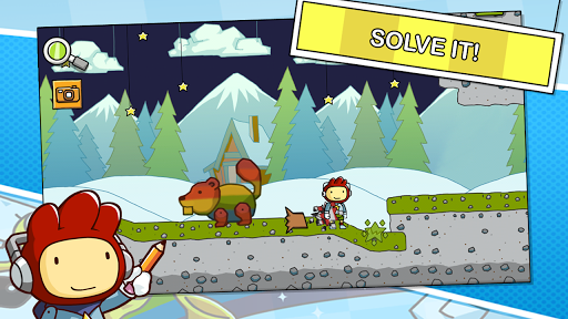 Scribblenauts Remix  screenshots 3