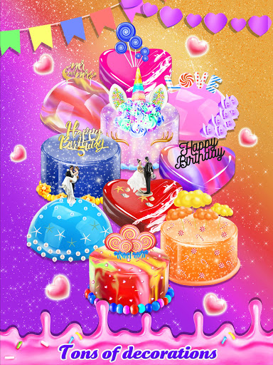 Mirror Cake - Fashion Sweet Desserts screenshots 7