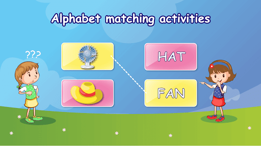 Kindergarten kids Learn Rhyming & Sight Word Games apkdebit screenshots 3