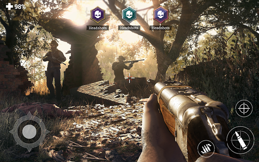 Wild West Survival: Zombie Shooter. FPS Shooting 1.1.4 screenshots 4