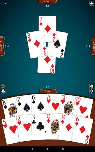Tarneeb Master - Offline Tarneeb Card Game 1.0.4 Screenshots 11