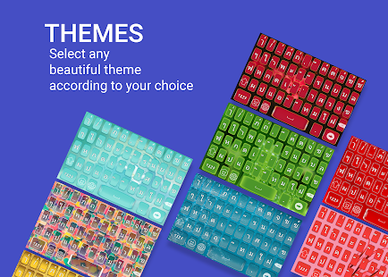 Thai Keyboard: Thai Typing Keyboard