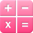 Girls Calc★Cute simple calc