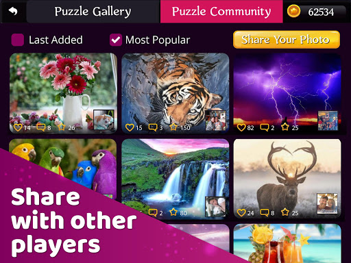 Good Old Jigsaw Puzzles - Free Puzzle Games apkmr screenshots 2
