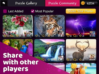 Good Old Jigsaw Puzzles - Free Puzzle Games Screenshot