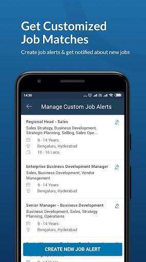 Naukri.com Job Search App: Search jobs on the go! 15.4 Screenshots 7