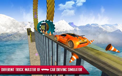 Mega Ramp Car Simulator Game- New Car Racing Games screenshots 21