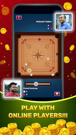 Carrom Board Club - Play Online Pool Friends Game  screenshots 2